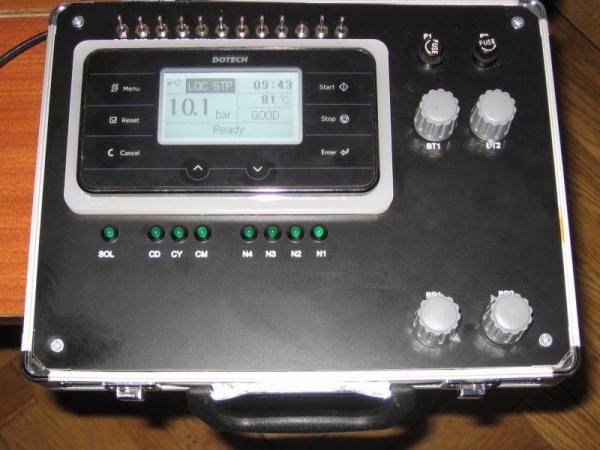 Symulator sygnałów sterownika CX9330